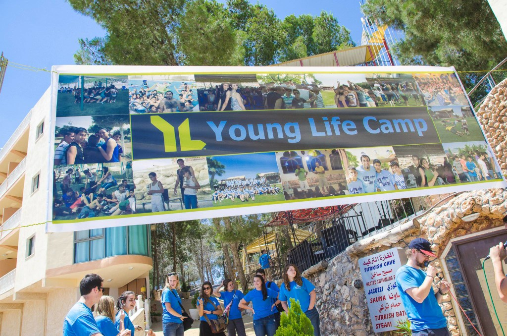 Young Life Camp Isreal