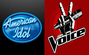 American idol vs the voice 3
